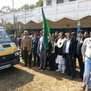 Flagging off of TPF-SEVAYAN by Sri Shankar Malakar,  MLA Siliguri